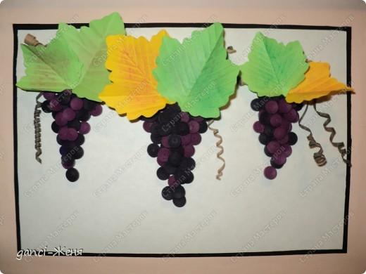 Большое спасибо Насте(Дватой) за помощь в создании этого винограда. фото 2