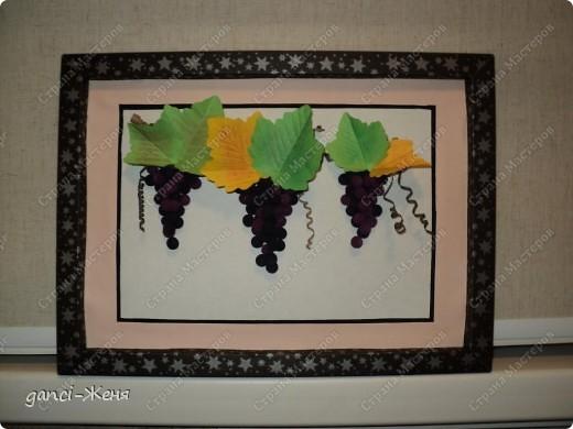 Большое спасибо Насте(Дватой) за помощь в создании этого винограда. фото 1