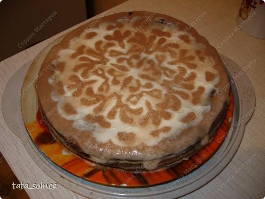 Кекс с цукатами и шоколадом  фото 3
