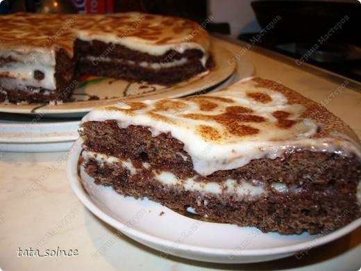 Кекс с цукатами и шоколадом  фото 4