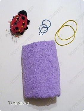 Попробовала освоить еще один вид складывания полотенец ( и не только) для подарка. фото 4