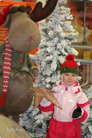 ВСЕМ приятных новогодних и рождественских хлопот! У нас сегодня было открытие сезона и решила и вам показать какие шапочки я смастерила своим малым  фото 2