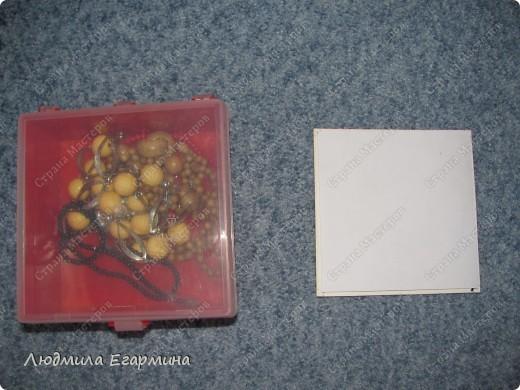 Обожаю всякие коробочки, шкатулочки, где можно хранить нужные предметы. Представляю вам декорированную коробочку в технике изонить. В ней я храню мои бусики. фото 18