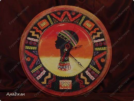 "Набор ""Царица"", Часы ""Жаркая Африка"" фото 6"