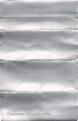 Материал для поделок можно найти всегда. сколько тетра паков мы выбрасываем... А давайте заглянем внутрь. Предварительно отрежем верхнюю и нижнюю части , вымоем тщательно и высушим. фото 3