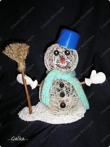 Еще один снеговик! :) фото 1