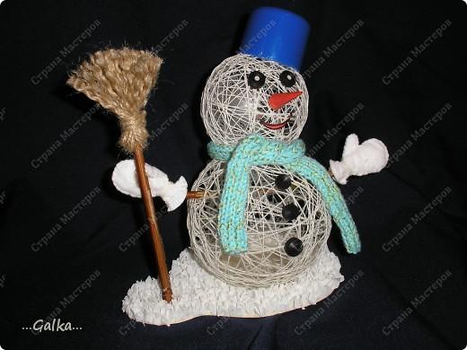 Еще один снеговик! :) фото 3