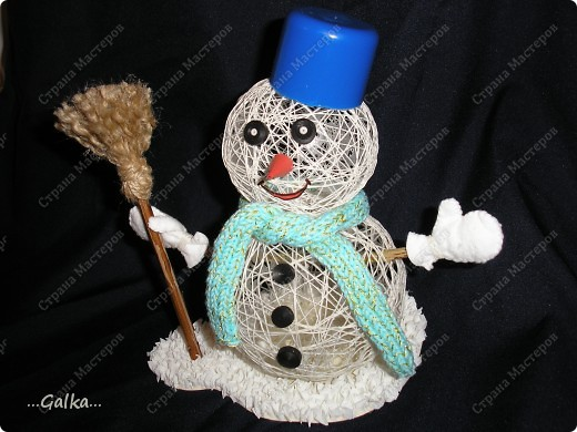 Еще один снеговик! :) фото 2