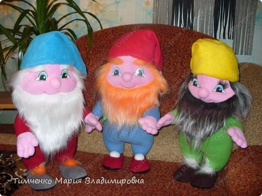 игрушки выполненые на новый год фото 2
