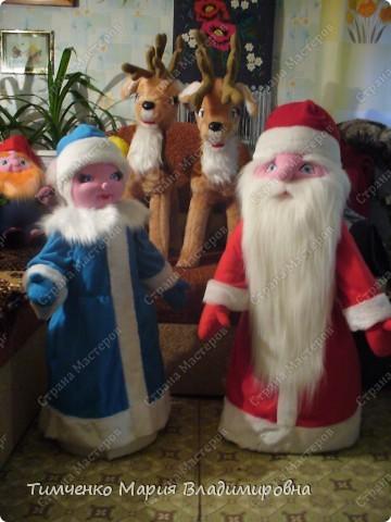 игрушки выполненые на новый год фото 3