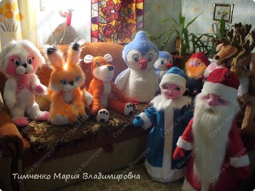 игрушки выполненые на новый год фото 6