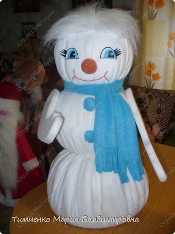 игрушки выполненые на новый год фото 8