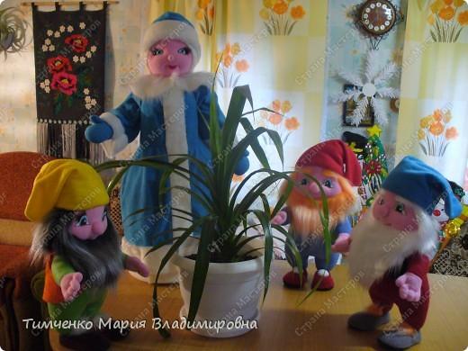 игрушки выполненые на новый год фото 9