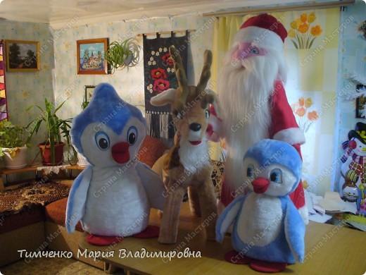 игрушки выполненые на новый год фото 10