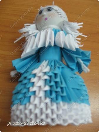 Вот такую композицию сделала на Новый год... Дед Мороз  сделан   крестнику в детский сад. фото 5