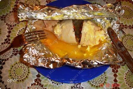 Хочу поделиться любимым рецептом. На Новый год я всегда готовлю фаршированные кальмары. фото 1