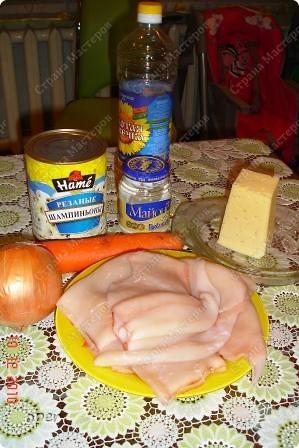 Хочу поделиться любимым рецептом. На Новый год я всегда готовлю фаршированные кальмары. фото 2
