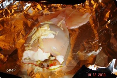 Хочу поделиться любимым рецептом. На Новый год я всегда готовлю фаршированные кальмары. фото 5