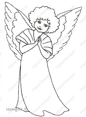Проект ангелы (+ шаблоны с сайта http://allforchildren.ru/) фото 3