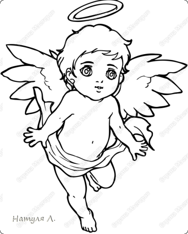 Проект ангелы (+ шаблоны с сайта http://allforchildren.ru/) фото 4
