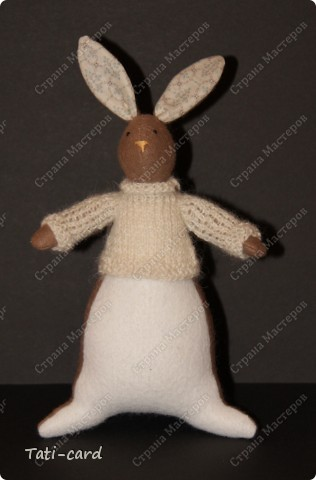 Зайкин в свитере