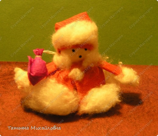 Мастер-класс Поделка изделие Раннее развитие Новый год Бумагопластика Сани для Деда Мороза Картон фото 13