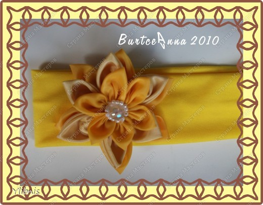 мои любимые Цветы из ткани фото 6