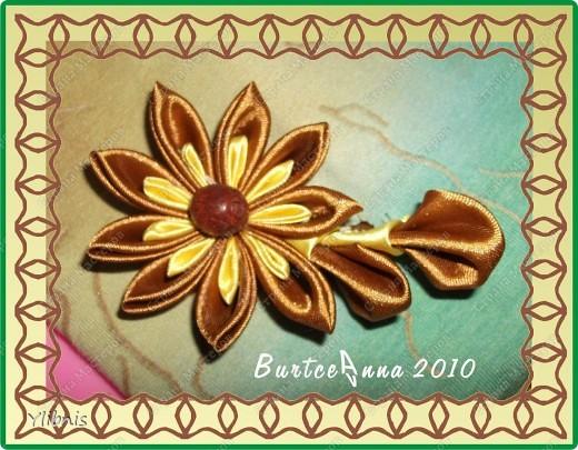 мои любимые Цветы из ткани фото 2
