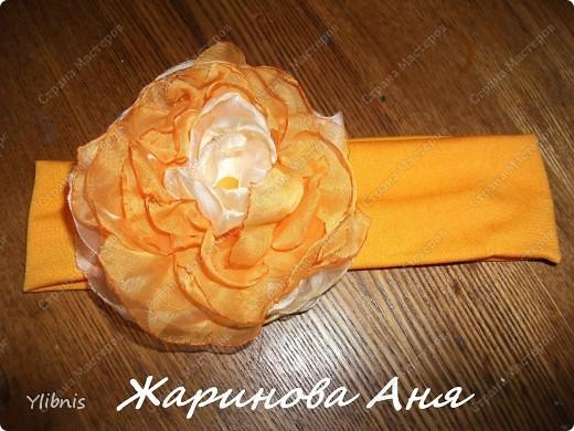 мои любимые Цветы из ткани фото 26