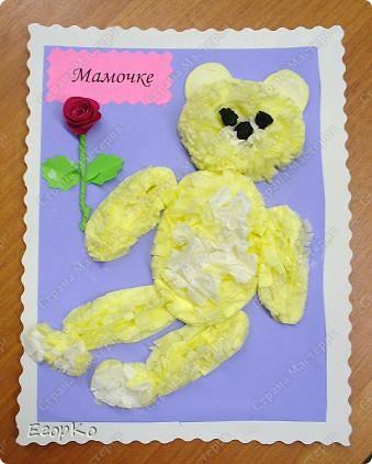 Медвежонок  для мамы.