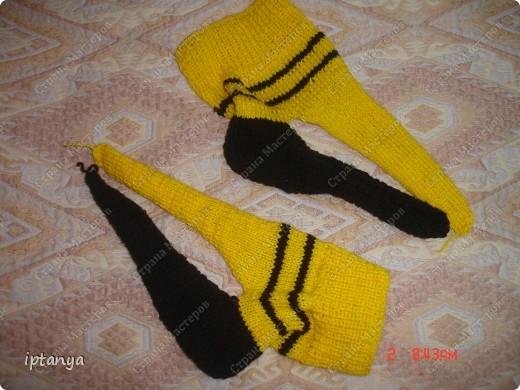 Вот такие носочки. фото 2