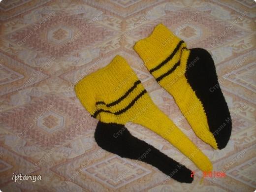 Вот такие носочки. фото 3