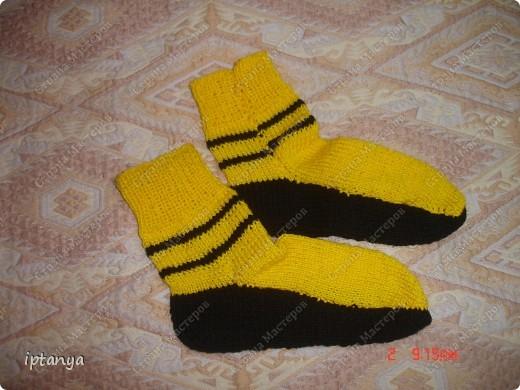 Вот такие носочки. фото 4