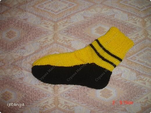 Вот такие носочки. фото 1