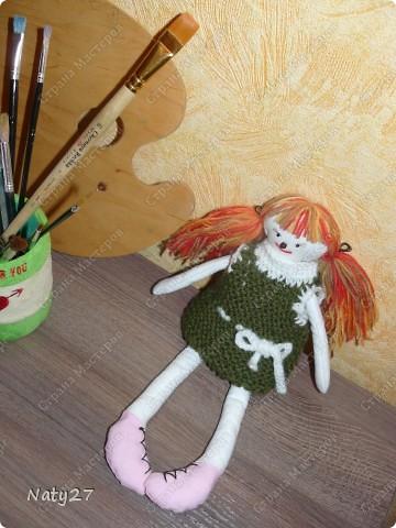 Искала, где можна подробно увидеть как делать тряпичную куклу, вот сайт: http://www.liveinternet.ru/users/luboznatka/post124518232/ фото 1