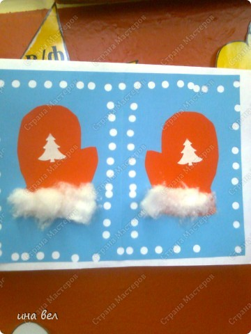 новогодные открытки фото 3