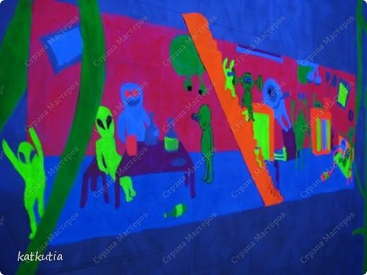 Роспись стен фото 5
