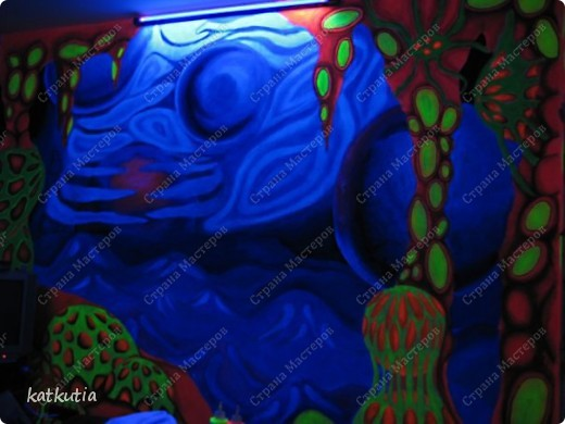 Роспись стен фото 3