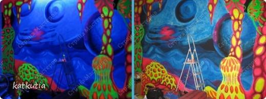 Роспись стен фото 2