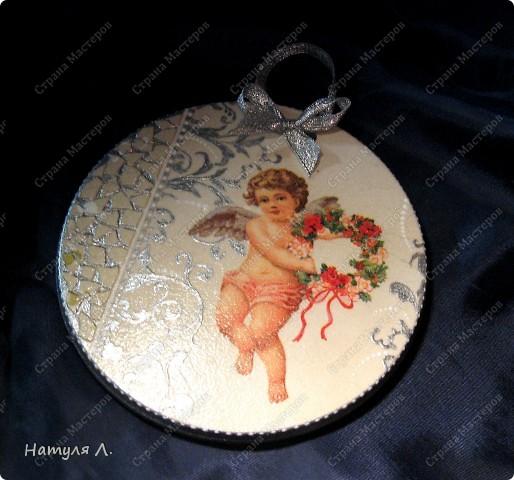 Ангел №2, №3 (панно на гипсе) фото 3