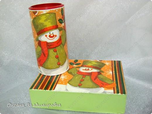 Коробушки для мелочей для работы, очень полезно и красиво. Баночка от детского чая, коробочка от масок для лица на магнитике.  фото 2