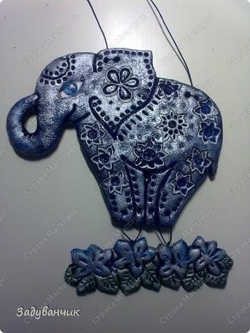 Этот слоник из глины фото 2