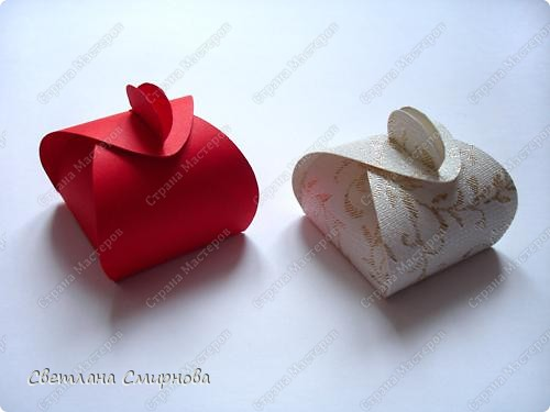 Подарочная бонбоньерка фото 1