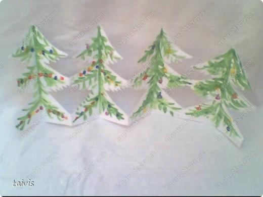 Снеговички в лесу. фото 5