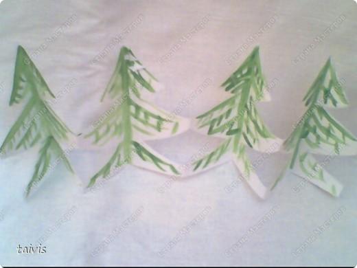 Снеговички в лесу. фото 7