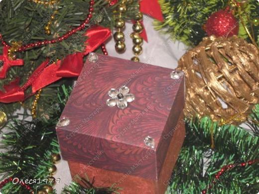 Новогодние кусудамы - часть 1 фото 5