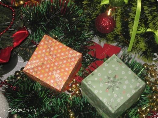 Новогодние кусудамы - часть 1 фото 9