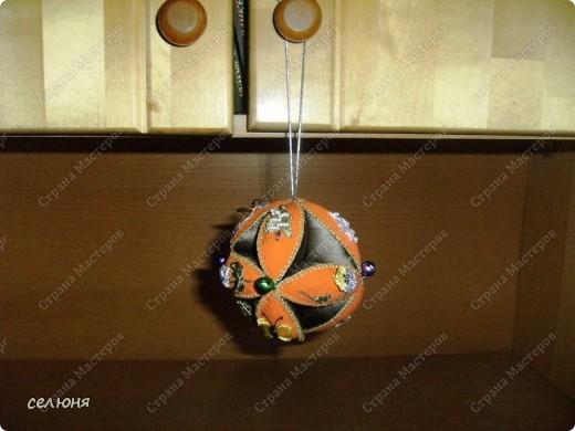 Вот такую игрушку можно повесить на елку или подарить! фото 1
