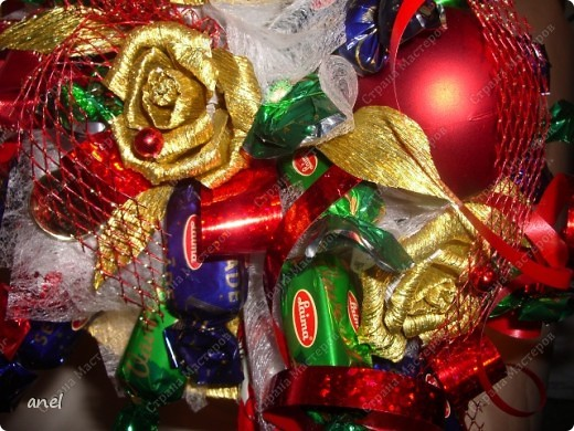 Красиво подарить конфеты-просто!!! фото 2