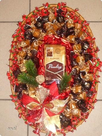 Красиво подарить конфеты-просто!!! фото 4